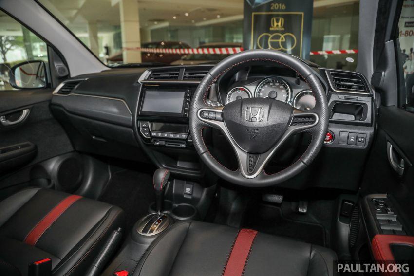 GALLERY: 2020 Honda BR-V – V spec detailed, RM97k Image #1127097