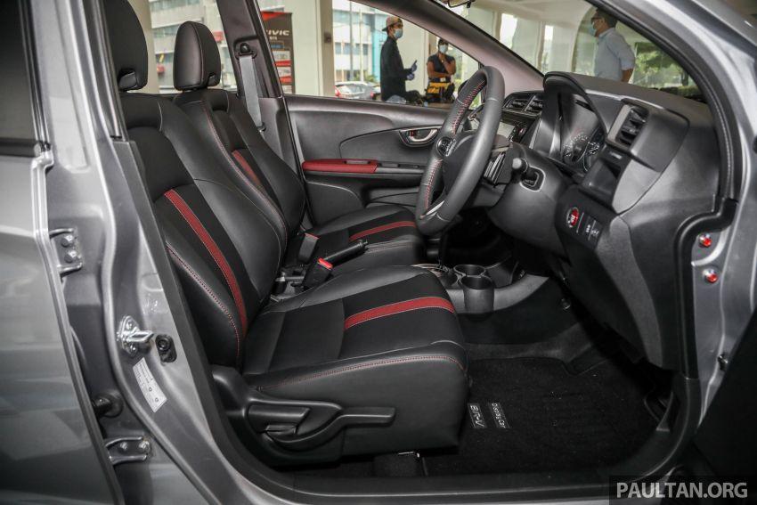 GALLERY: 2020 Honda BR-V – V spec detailed, RM97k Image #1127109