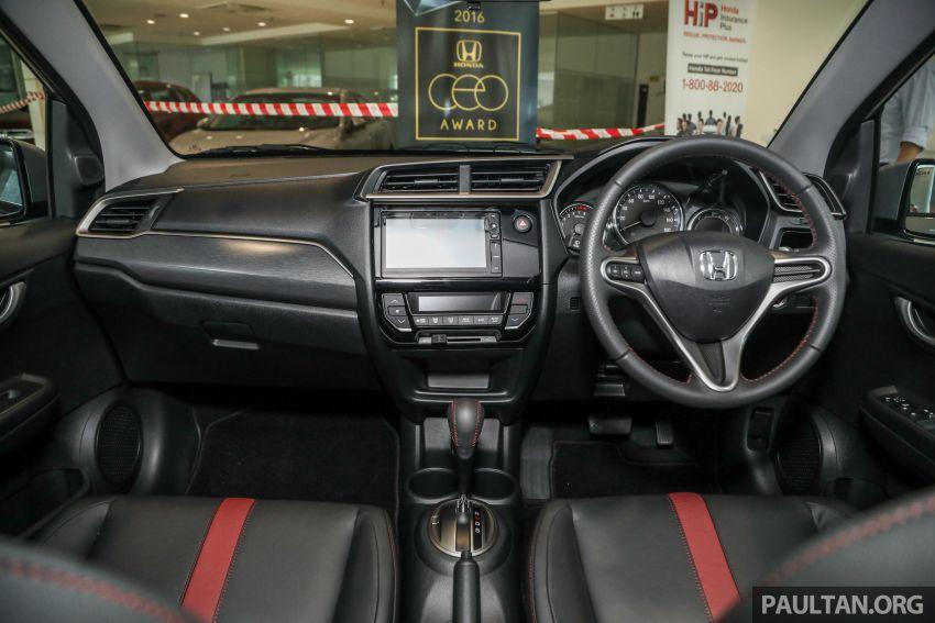 GALLERY: 2020 Honda BR-V – V spec detailed, RM97k Image #1127075