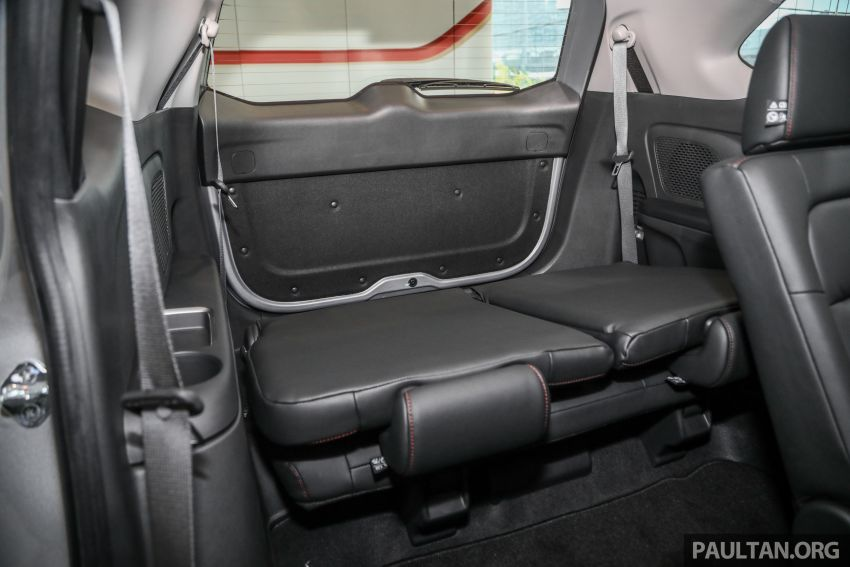 GALLERY: 2020 Honda BR-V – V spec detailed, RM97k Image #1127124