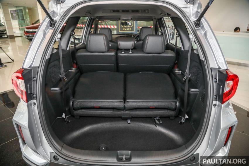 GALLERY: 2020 Honda BR-V – V spec detailed, RM97k Image #1127125