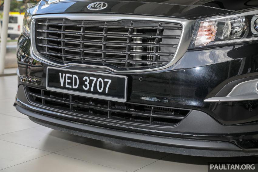Kia Carnival – <em>teaser</em> model generasi ke-empat ditunjukkan, dijangka dilancarkan pada Q3 2020 Image #1132766