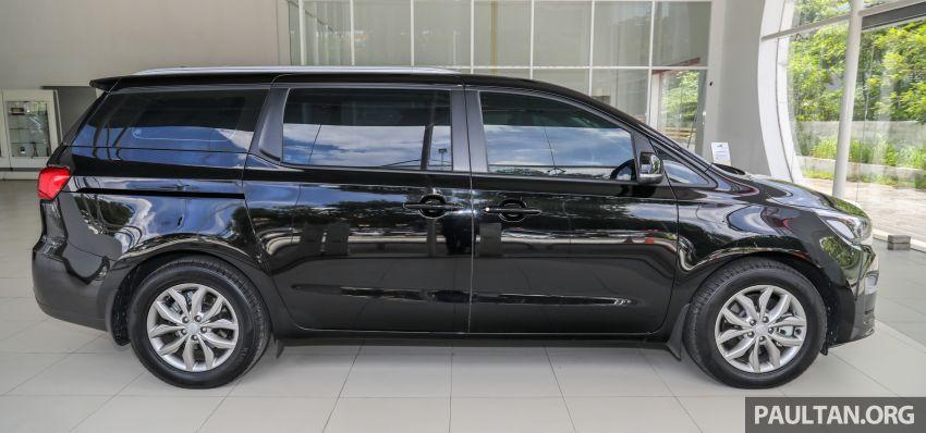 Kia Carnival – <em>teaser</em> model generasi ke-empat ditunjukkan, dijangka dilancarkan pada Q3 2020 Image #1132735