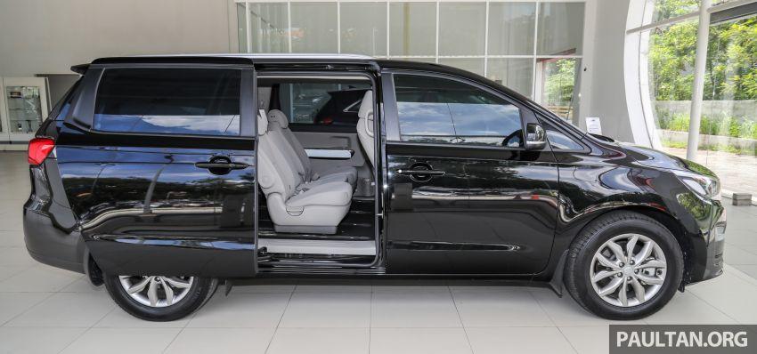 Kia Carnival – <em>teaser</em> model generasi ke-empat ditunjukkan, dijangka dilancarkan pada Q3 2020 Image #1132847