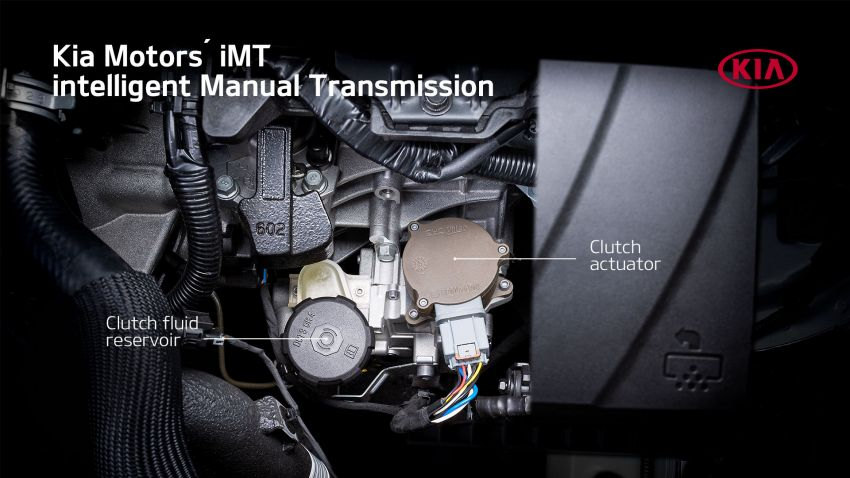Kia details its new clutch-by-wire intelligent Manual Transmission for mild hybrid petrol, diesel powertrains Image #1135715