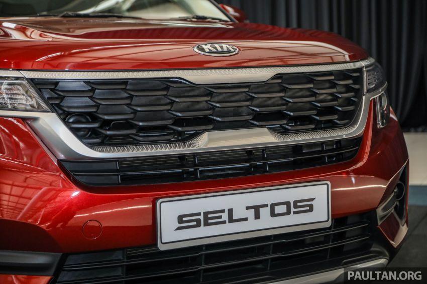 Kia Seltos didedahkan di M'sia – sudah boleh ditempah, CKD, 2 varian, 1.6L NA 123 PS/151 Nm Image #1129256