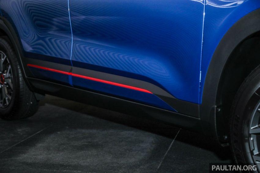 Kia Seltos didedahkan di M'sia – sudah boleh ditempah, CKD, 2 varian, 1.6L NA 123 PS/151 Nm Image #1129165