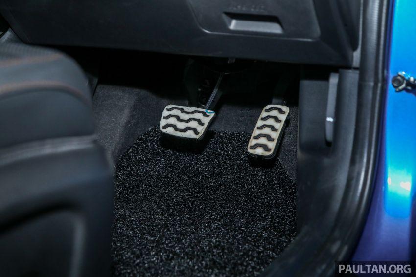 Kia Seltos didedahkan di M'sia – sudah boleh ditempah, CKD, 2 varian, 1.6L NA 123 PS/151 Nm Image #1129230