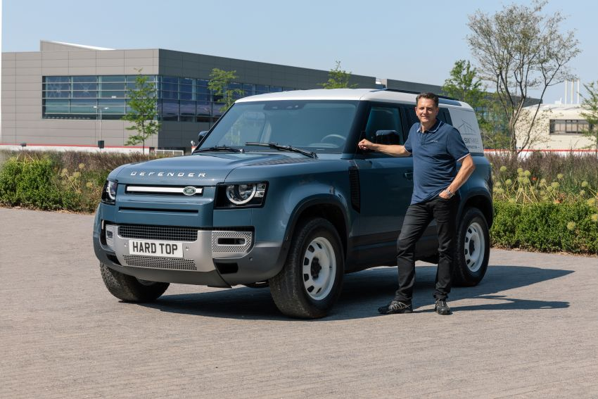 Land Rover Defender Hard Top commercial model returns; two wheelbase versions, 3,500 kg tow rating Image #1137776