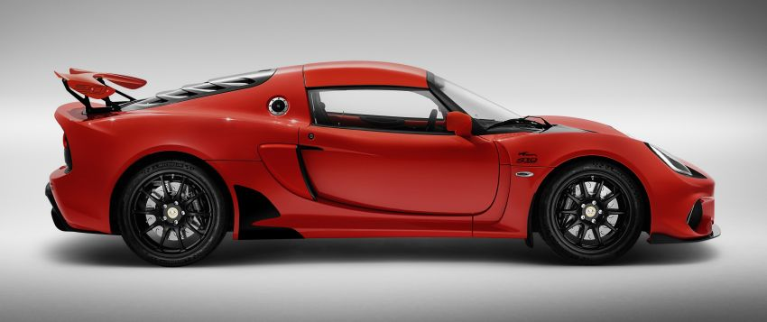 2020 Lotus Exige Sport 410 20th Anniversary unveiled Image #1134749