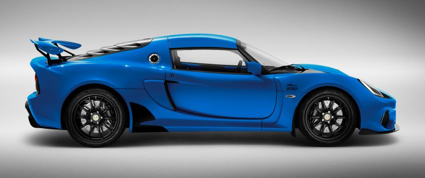 2020 Lotus Exige Sport 410 20th Anniversary unveiled Image #1134751