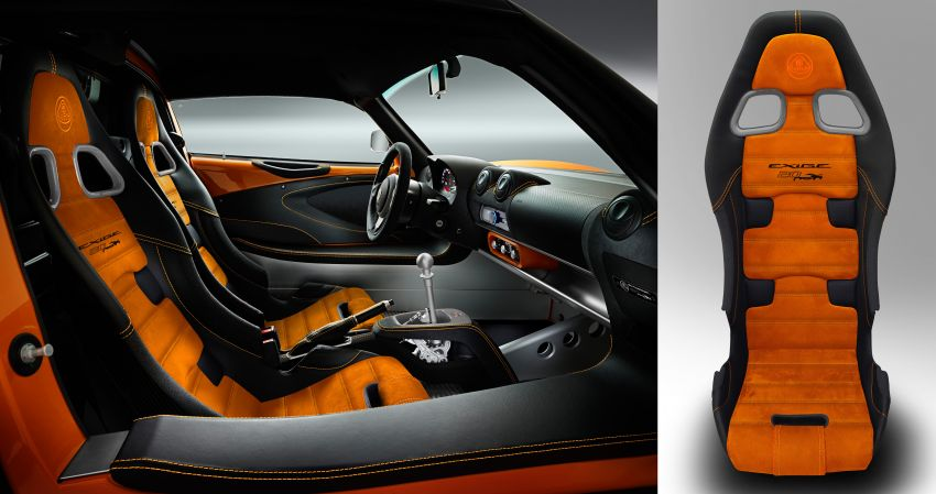 2020 Lotus Exige Sport 410 20th Anniversary unveiled Image #1134753