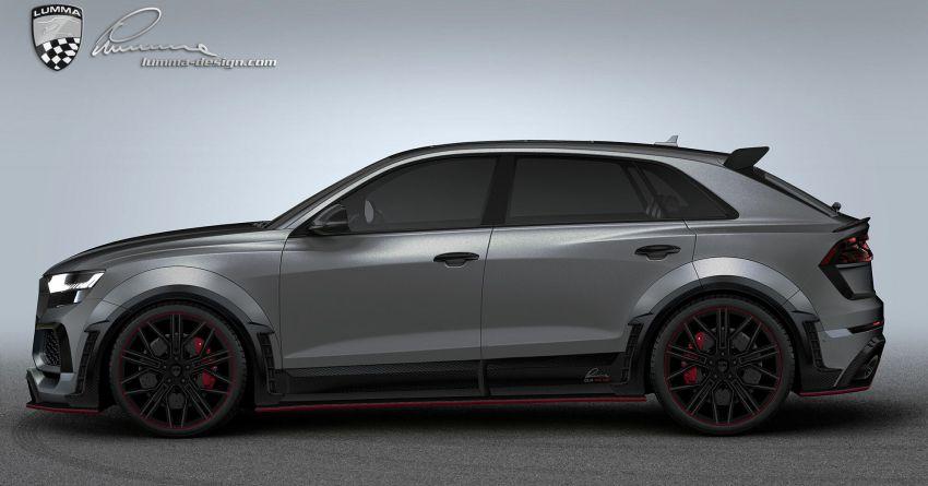 Lumma CLR 8 RS – Audi RS Q8 with 705 PS, 910 Nm Image #1131170