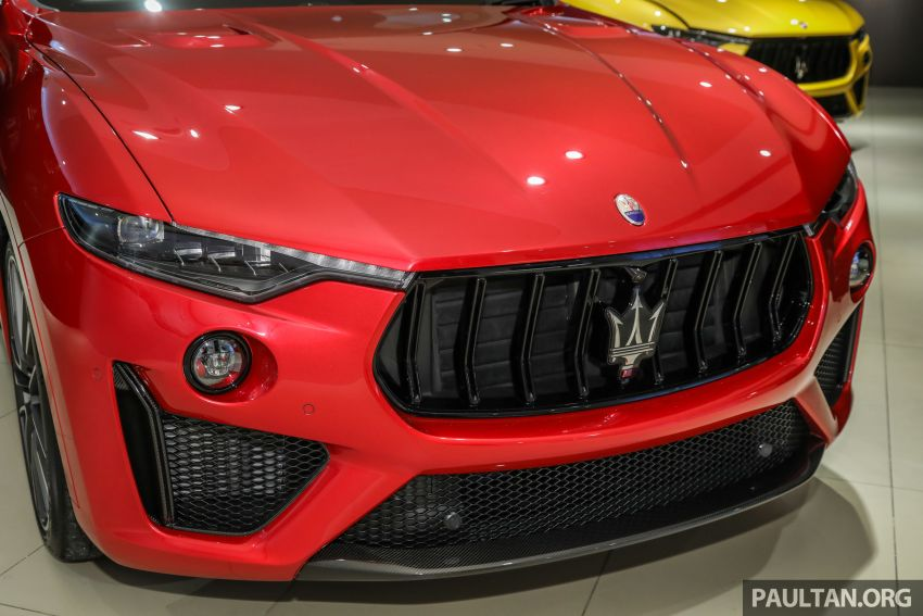 Maserati Levante Trofeo Launch Edition arrives in Malaysia – only 3 units; 590 hp V8; from RM838,800 Image #1126209