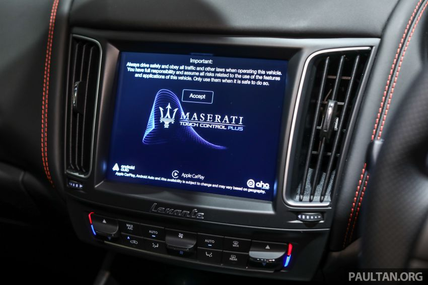 Maserati Levante Trofeo Launch Edition arrives in Malaysia – only 3 units; 590 hp V8; from RM838,800 Image #1126249