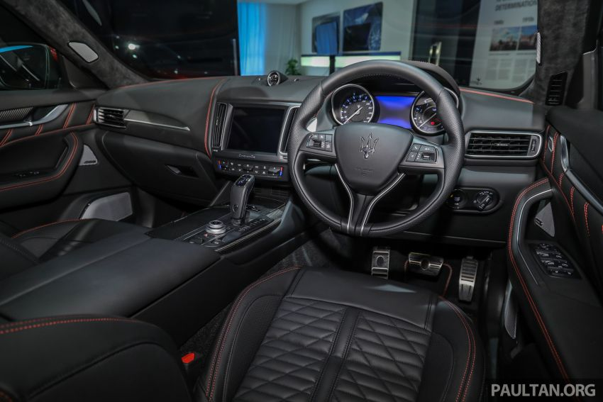 Maserati Levante Trofeo Launch Edition arrives in Malaysia – only 3 units; 590 hp V8; from RM838,800 Image #1126260