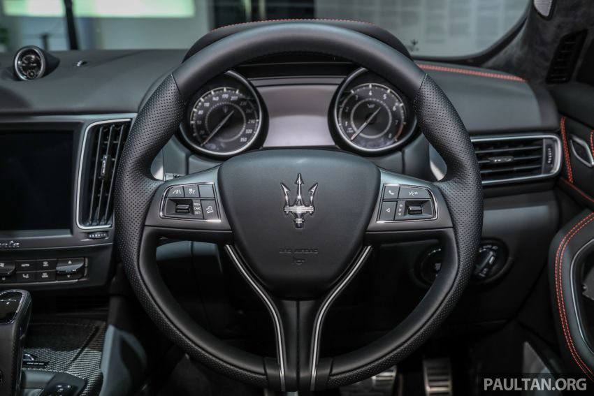 Maserati Levante Trofeo Launch Edition arrives in Malaysia – only 3 units; 590 hp V8; from RM838,800 Image #1126244