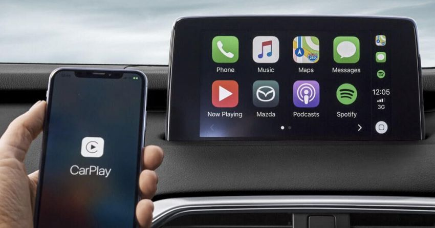Bermaz offers Android Auto and Apple CarPlay retrofit for older Mazda vehicles with MZD Connect – RM1,055 Image #1138274
