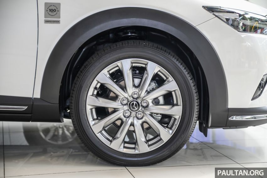 Mazda CX-3 Limited Edition accessories package – bodykit, suede interior, chassis bracing, JBL, RM14.5k Image #1137552