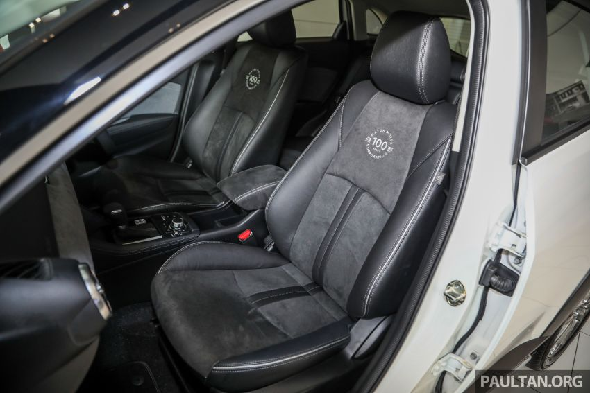 Mazda CX-3 Limited Edition accessories package – bodykit, suede interior, chassis bracing, JBL, RM14.5k Image #1137594