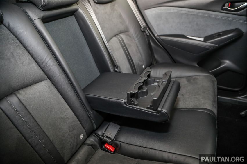 Mazda CX-3 Limited Edition accessories package – bodykit, suede interior, chassis bracing, JBL, RM14.5k Image #1137601