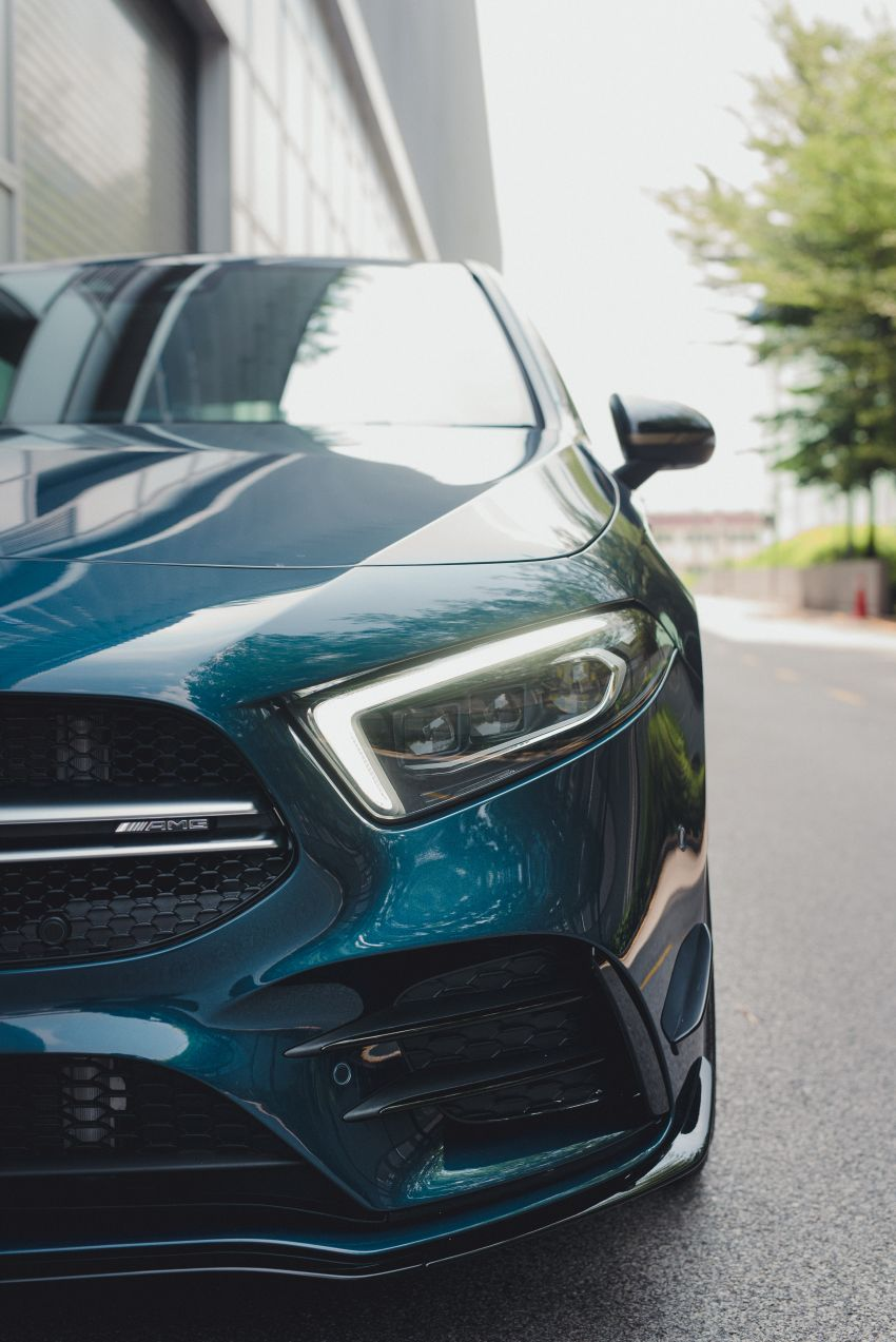 Mercedes-AMG A35 4Matic Edition 1 W177 – RM380k Image #1124337