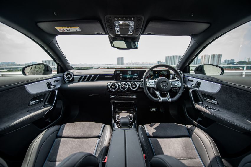 Mercedes-AMG A35 4Matic Edition 1 W177 – RM380k Image #1124311
