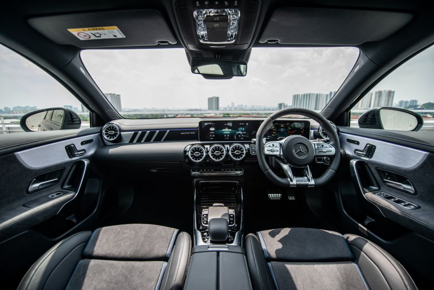 Mercedes-AMG A35 4Matic Edition 1 W177 – RM380k Image #1124339