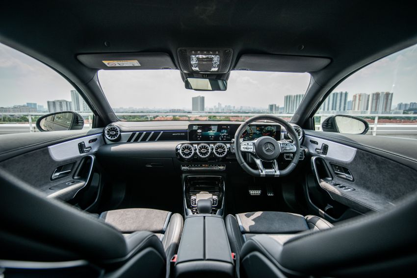 Mercedes-AMG A35 4Matic Edition 1 W177 – RM380k Image #1124312