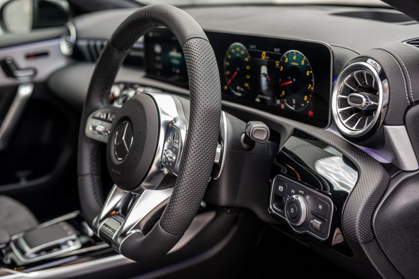 Mercedes-AMG A35 4Matic Edition 1 W177 – RM380k Image #1124314