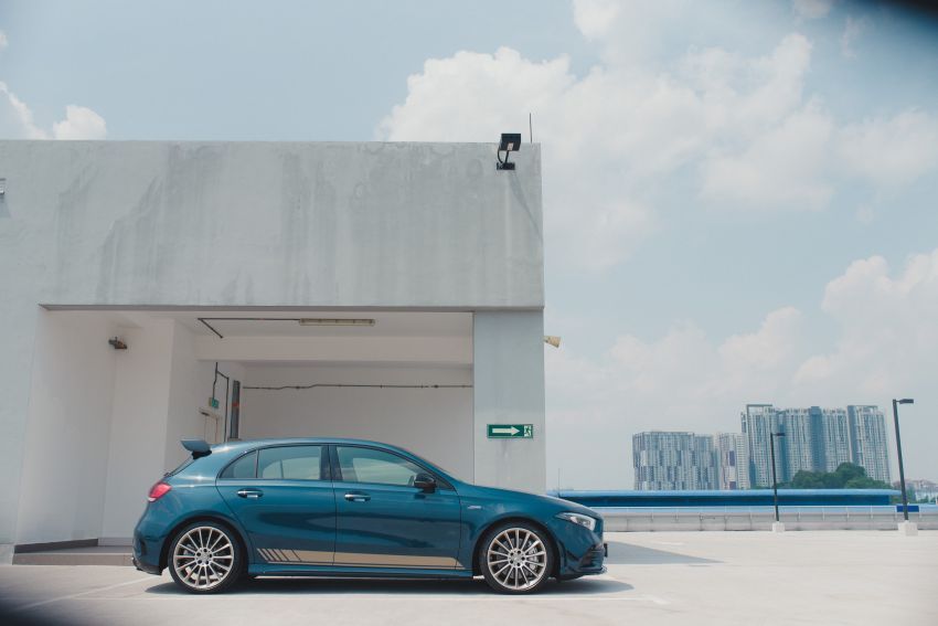 Mercedes-AMG A35 4Matic Edition 1 W177 – RM380k Image #1124333