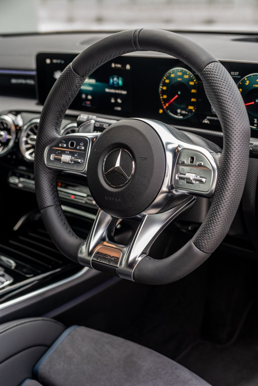 Mercedes-AMG A35 4Matic Edition 1 W177 – RM380k Image #1124340