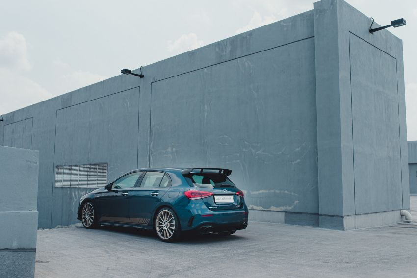 Mercedes-AMG A35 4Matic Edition 1 W177 – RM380k Image #1124317