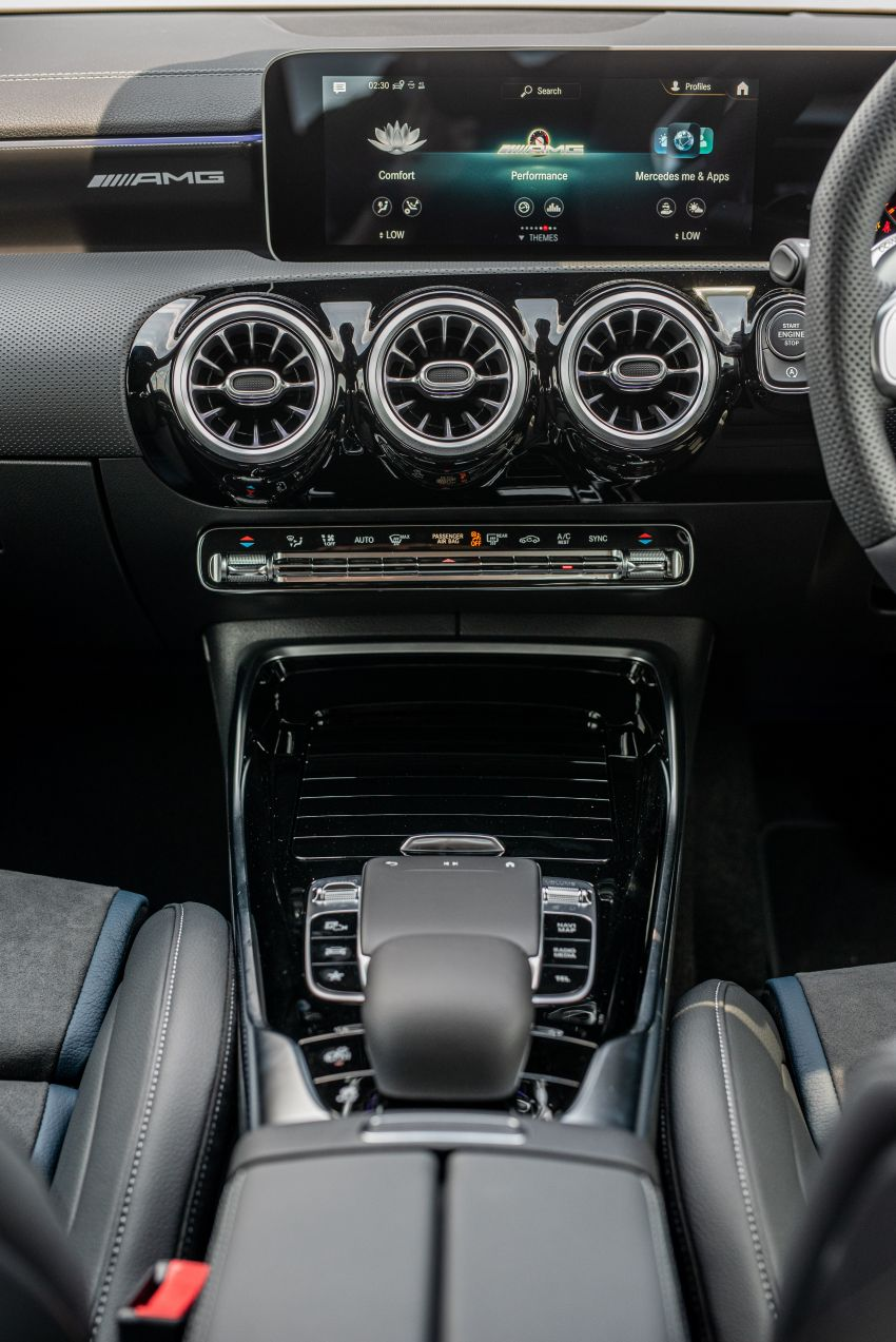 Mercedes-AMG A35 4Matic Edition 1 W177 – RM380k Image #1124343