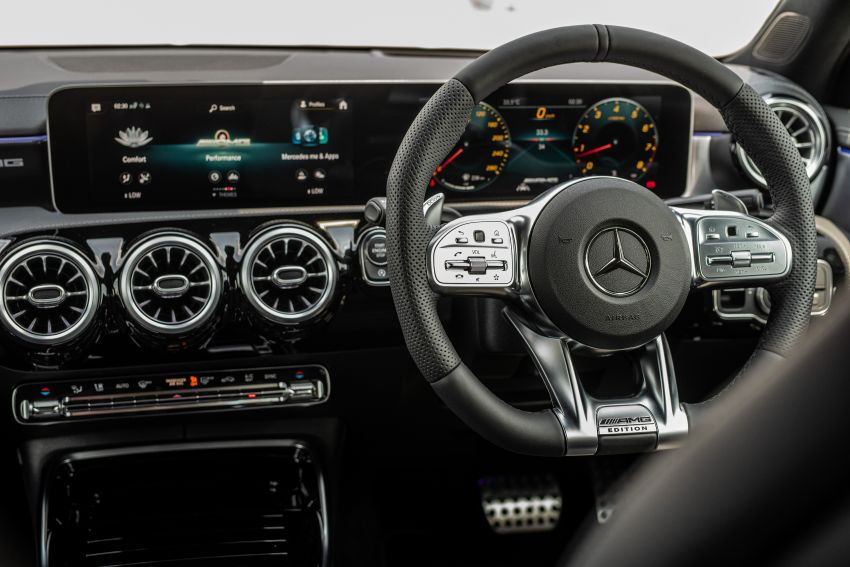 Mercedes-AMG A35 4Matic Edition 1 W177 – RM380k Image #1124293