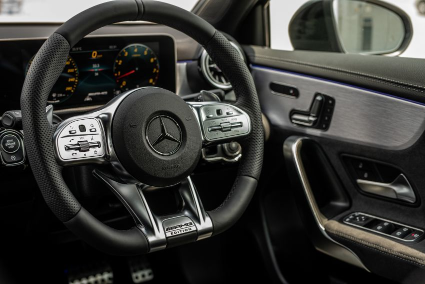 Mercedes-AMG A35 4Matic Edition 1 W177 – RM380k Image #1124324