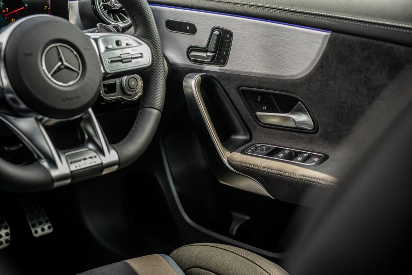 Mercedes-AMG A35 4Matic Edition 1 W177 – RM380k Image #1124325