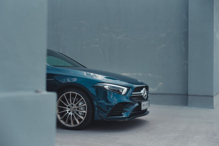 Mercedes-AMG A35 4Matic Edition 1 W177 – RM380k Image #1124296