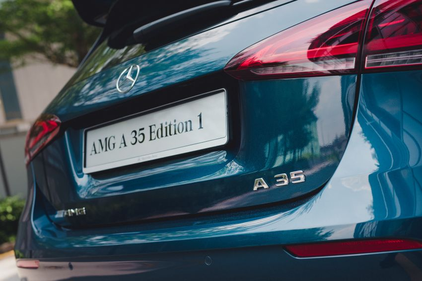 Mercedes-AMG A35 4Matic Edition 1 W177 – RM380k Image #1124335