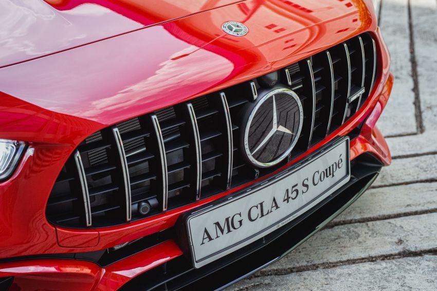 Mercedes-AMG CLA45 S 4Matic+ C118 kini di Malaysia – RM448,888, ada Drift Mode, berkuasa 421 PS/500 Nm Image #1124145