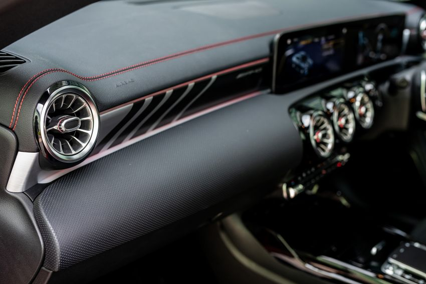 Mercedes-AMG CLA45 S 4Matic+ C118 kini di Malaysia – RM448,888, ada Drift Mode, berkuasa 421 PS/500 Nm Image #1124165