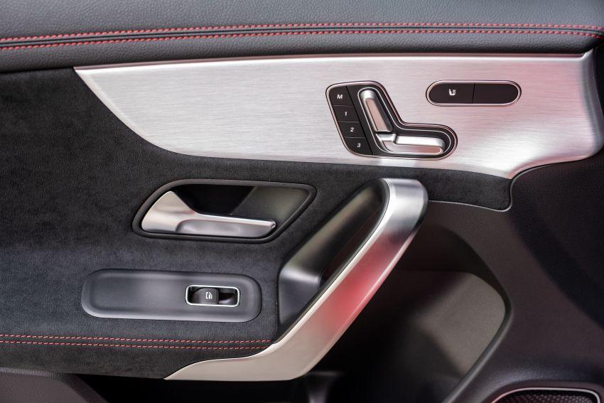 Mercedes-AMG CLA45 S 4Matic+ C118 kini di Malaysia – RM448,888, ada Drift Mode, berkuasa 421 PS/500 Nm Image #1124183