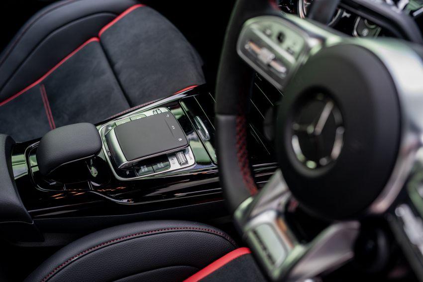 Mercedes-AMG CLA45 S 4Matic+ C118 kini di Malaysia – RM448,888, ada Drift Mode, berkuasa 421 PS/500 Nm Image #1124199