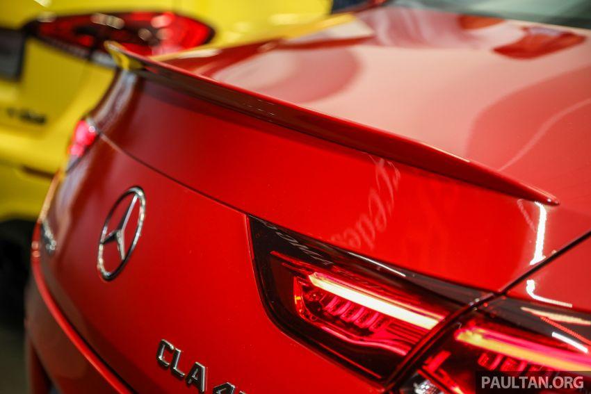 GALERI: Mercedes-AMG CLA45 S 4Matic+ di Malaysia – RM448,888, 2.0L turbo 421 PS/500 Nm dan Drift Mode Image #1124871