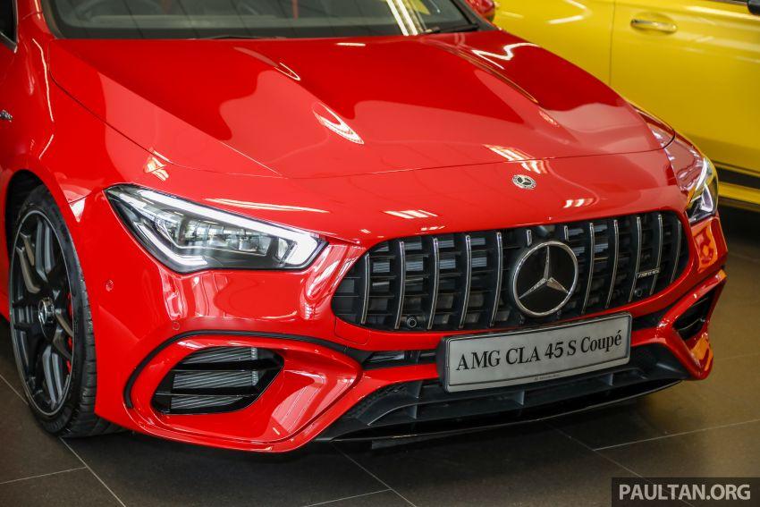 GALERI: Mercedes-AMG CLA45 S 4Matic+ di Malaysia – RM448,888, 2.0L turbo 421 PS/500 Nm dan Drift Mode Image #1124854