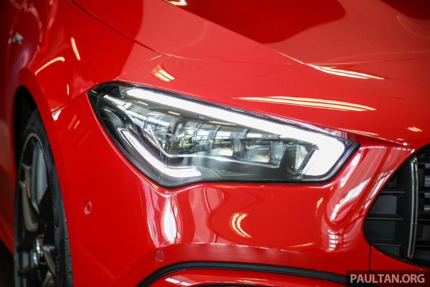 GALERI: Mercedes-AMG CLA45 S 4Matic+ di Malaysia – RM448,888, 2.0L turbo 421 PS/500 Nm dan Drift Mode Image #1124855