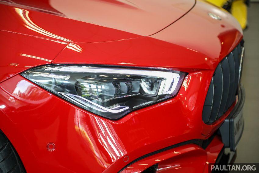 GALERI: Mercedes-AMG CLA45 S 4Matic+ di Malaysia – RM448,888, 2.0L turbo 421 PS/500 Nm dan Drift Mode Image #1124857