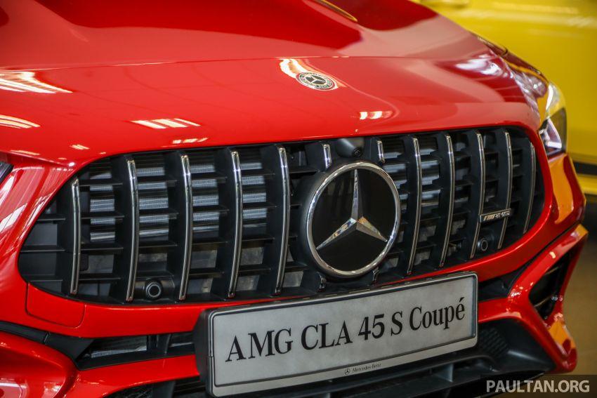 GALERI: Mercedes-AMG CLA45 S 4Matic+ di Malaysia – RM448,888, 2.0L turbo 421 PS/500 Nm dan Drift Mode Image #1124859