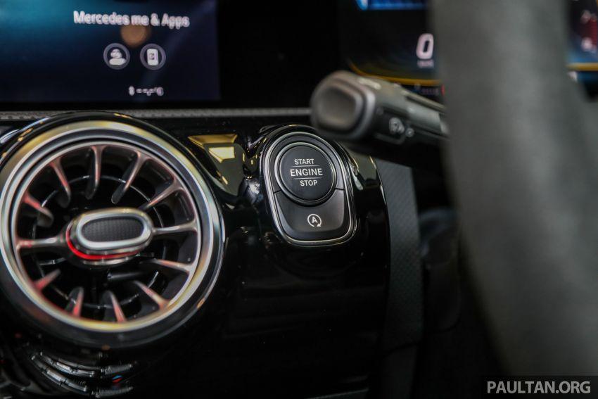 GALERI: Mercedes-AMG CLA45 S 4Matic+ di Malaysia – RM448,888, 2.0L turbo 421 PS/500 Nm dan Drift Mode Image #1124886