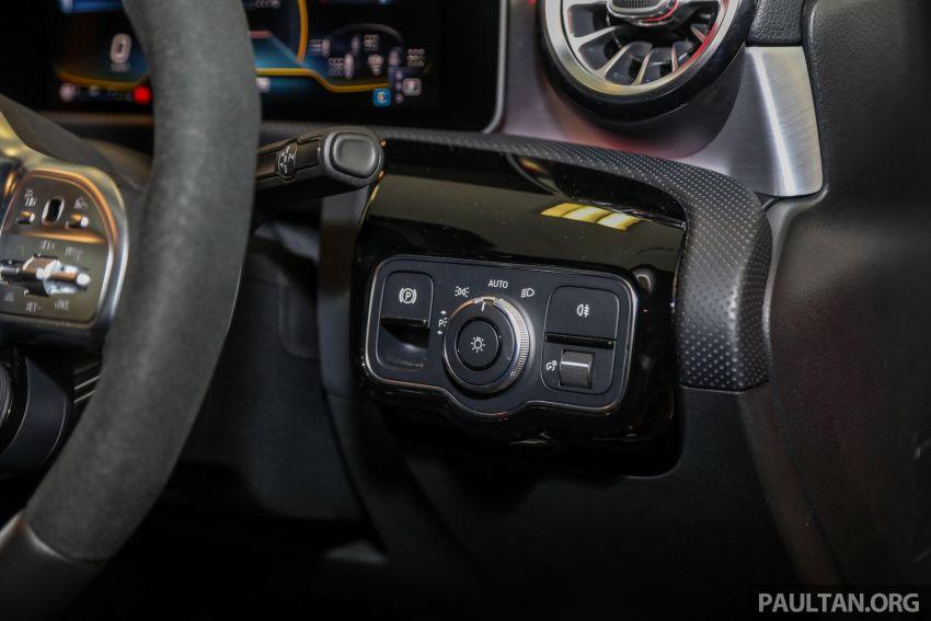 GALERI: Mercedes-AMG CLA45 S 4Matic+ di Malaysia – RM448,888, 2.0L turbo 421 PS/500 Nm dan Drift Mode Image #1124895